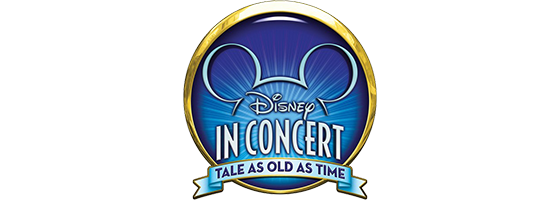 Logo Disney en Concert - Tale As Old As Time