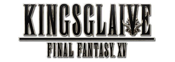 Logo Kingsglaive – Final Fantasy XV