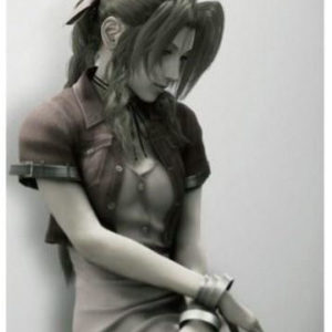 Wall Scroll Aerith3