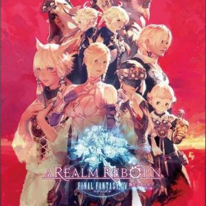 Wall Scroll FF XIV