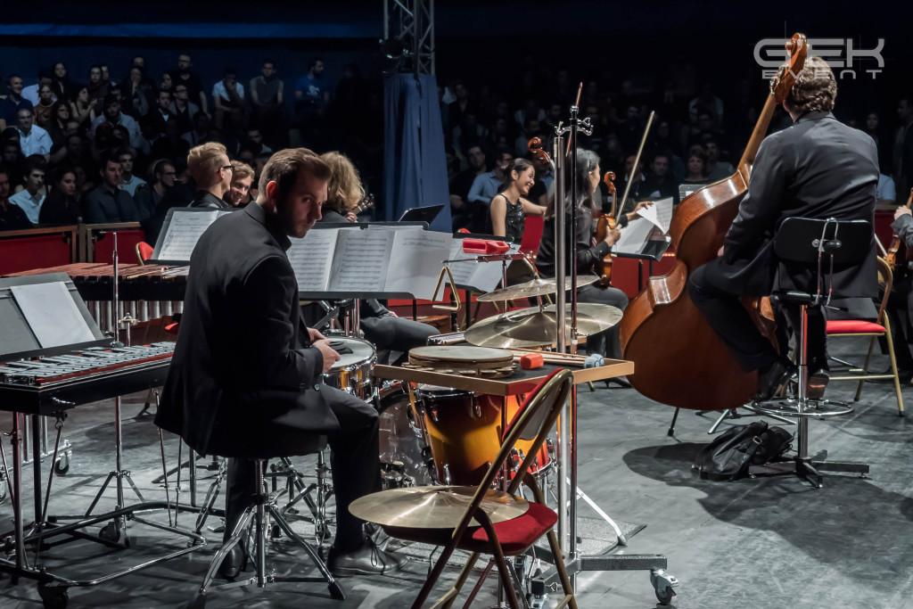 Concert FInal Fantasy - Musiciens