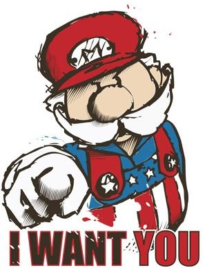 I want you - Mario