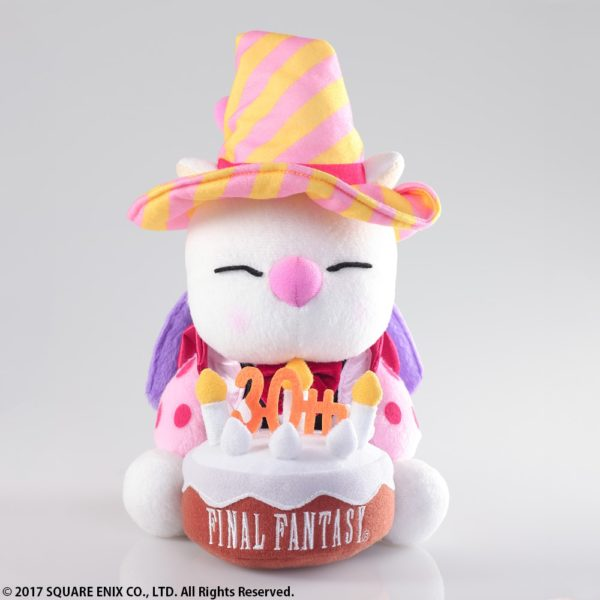 Peluche Final Fantasy 30th Anniversary