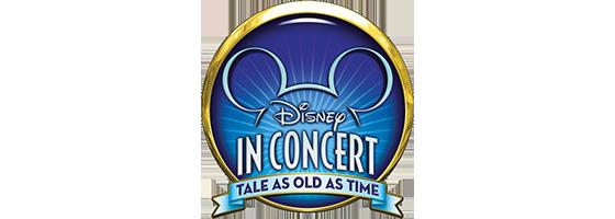 Logo Disney en Concert : Tale As Old As Time